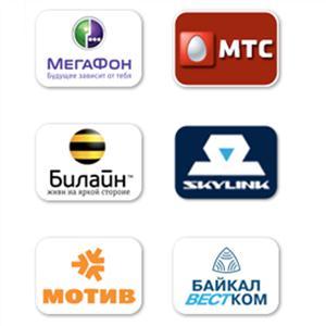 Операторы сотовой связи Волги