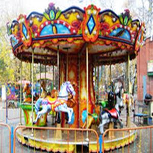 Парки культуры и отдыха Волги