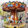 Парки культуры и отдыха в Волге