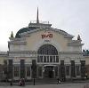 Железнодорожные вокзалы в Волге