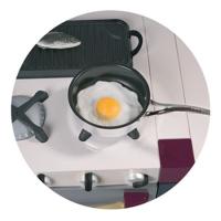 Клюква клуб-ресторан - иконка «кухня» в Волге